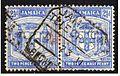 Jamaica telegraph cancel Brown's Town 1911.jpg