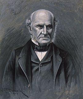 James Busby Scottish/Australian/New Zealand wine farmer and politician