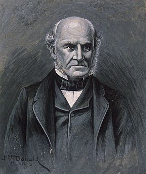 Busby, James (1801-1871)