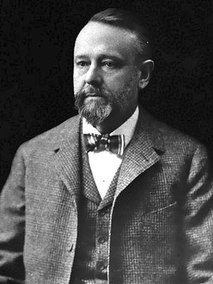 James Ford Rhodes - Rhodes in 1902.