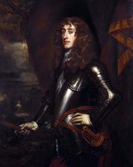 James VII & II (1633-1701) when Duke of York