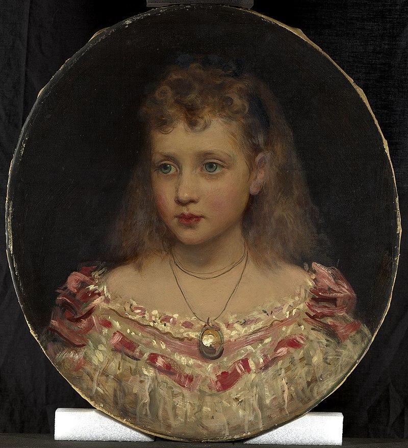 Джеймс Сант (1820-1916) - принцесса Луиза Уэльская (1867-1931) - RCIN 404995 - Royal Collection.jpg