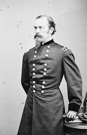 Battle of Columbus (1865) - Union General James H. Wilson led the attack on Columbus.