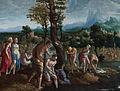 Jan van Scorel - The Baptism of Christ - WGA21079.jpg
