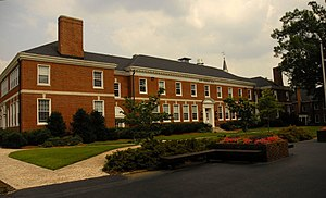 Pfeiffer University - Jane Freeman Hall