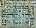 Jataka tales panels, Dhamma Nagajjuna, Nagarjuna Sagar Telangana, India - 2.jpg