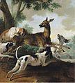 Jean-Baptiste Oudry - La chasse au chevreuilt (1725).jpg