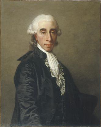 Jean Sylvain Bailly - Jean Sylvain Bailly by Jean-Laurent Mosnier (1789) (Carnavalet Museum, Paris)