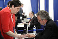 Jeb Bush with supporter (8570085950).jpg