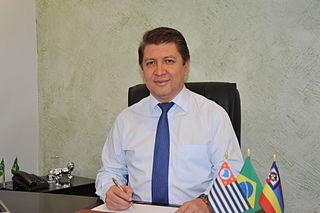 Jefferson Alves de Campos Brazilian politician