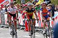 Jelle Vanendert, Philippe Gilbert et Grischa Niermann (5978031664).jpg