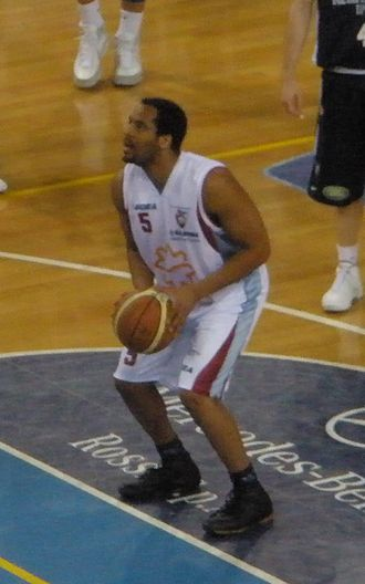 Jerry Green (basketball, born 1980) - Image: Jerry Green