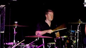 The Stranglers - Jim MacAulay, the touring drummer