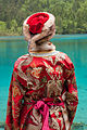 Jiuzhaigou Sichuan China Man-in-traditional-costume-01.jpg