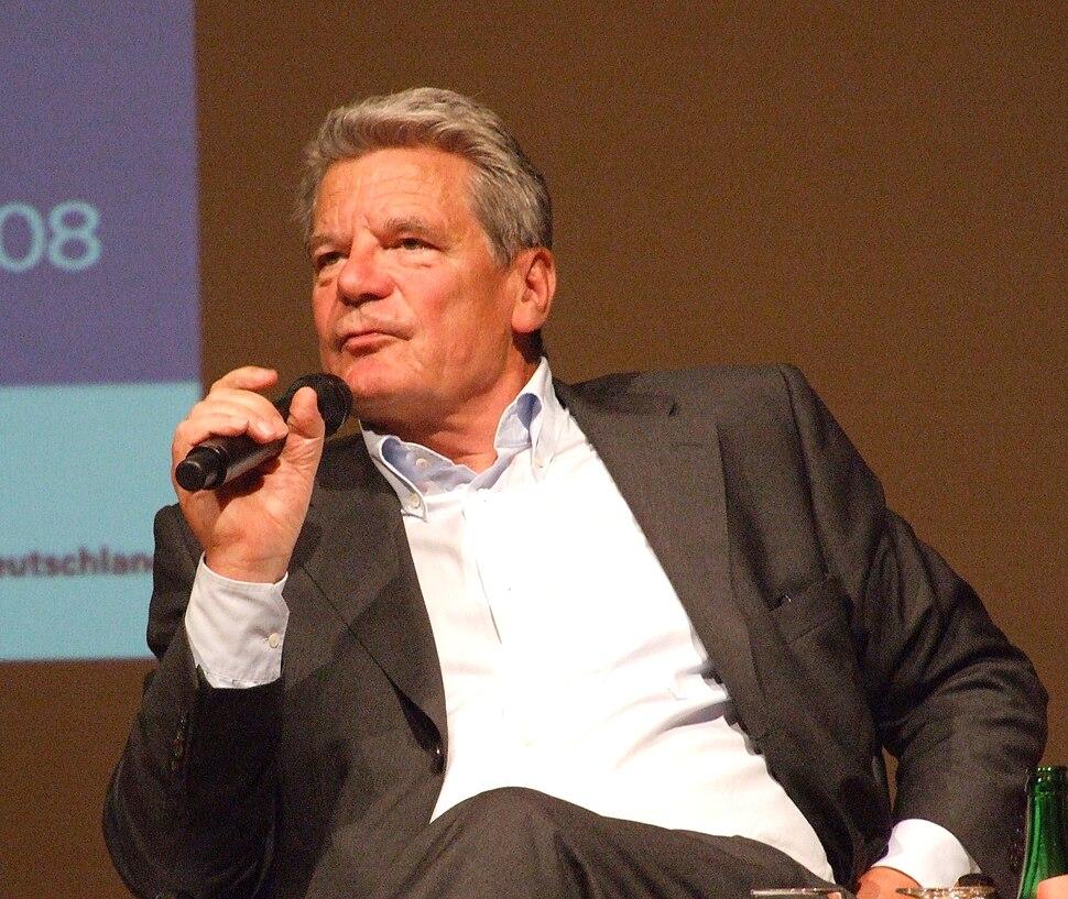 Joachim Gauck 2