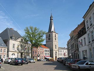 Jodoigne Municipality in French Community, Belgium
