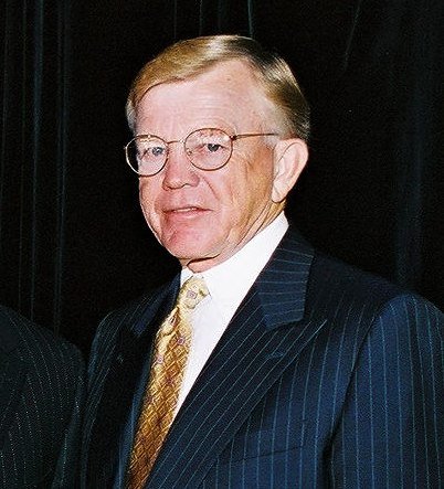 Joe Gibbs at Dept of Education event, cropped