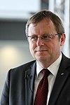 Johann-Dietrich Wörner, DLR Chairman, during the interview (7635809716).jpg