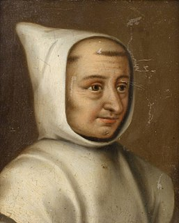 Lanspergius German monk and writer