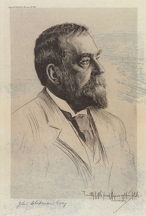 John Chipman Gray - Image: John Chipman Gray