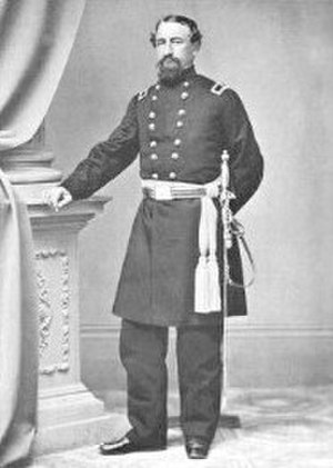 John McNeil - Brig. Gen. John McNeil
