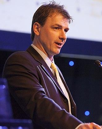 John Slaney - Slaney in 2014