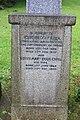 John Begg's grave in the Grange Cemetery, Edinburgh.JPG