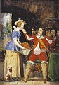 John Everett Millais (1829-1896) - A Maid Offering a Basket of Fruit to a Cavalier - N01807 - National Gallery.jpg