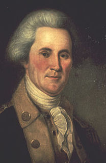 John Sevier Soldier, frontiersman and politician