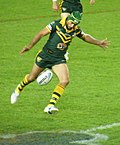 Johnathan Thurston en 2008
