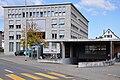 Jona (SG) - Stadthaus - Ansicht von katholischer Kirche IMG 7137.JPG