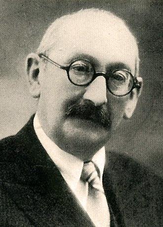 Joseph Capus - Capus in 1919