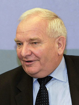 English: Chairman of the EPP Group in the Euro...