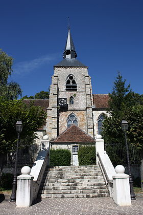 L'église Saint-Pierre-Saint-Paul.