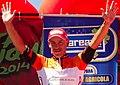 Juan Pablo Forero etapa 8 Vuelta a Chiriquí 2014.jpg