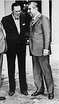 Juan Perón and Leopoldo Bravo.jpg
