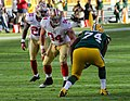 Justin Smith and Marshall Newhouse - San Francisco vs Green Bay 2012.jpg