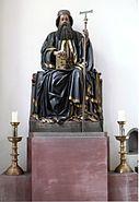 Justinuskirche Antonius der Große