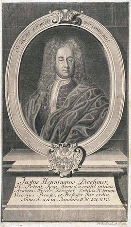 Justus Henning Böhmer