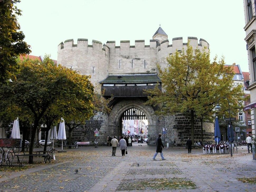 Köln eigelsteintorburg