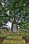 Kříž v polích severně od města, Boskovice, okres Blansko.jpg