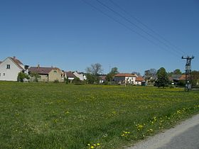 Křižanov (district de Písek)