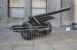 Skoda K-series - Image: K1 15cm heavy howitzer