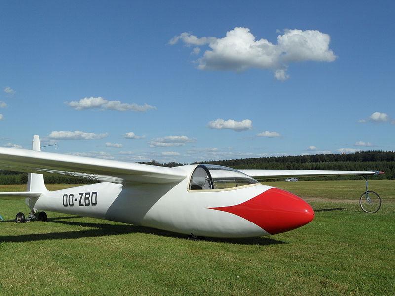 Le planeur K6-E que l'ACUL possède.