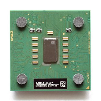 Athlon - Image: KL AMD Athlon XP Barton