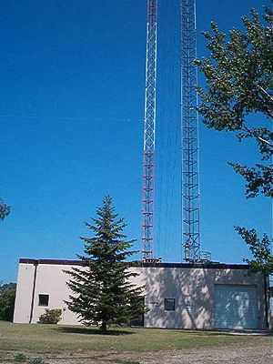 KRDK-TV mast