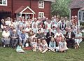 Kaj Family reunion group 1988.jpg