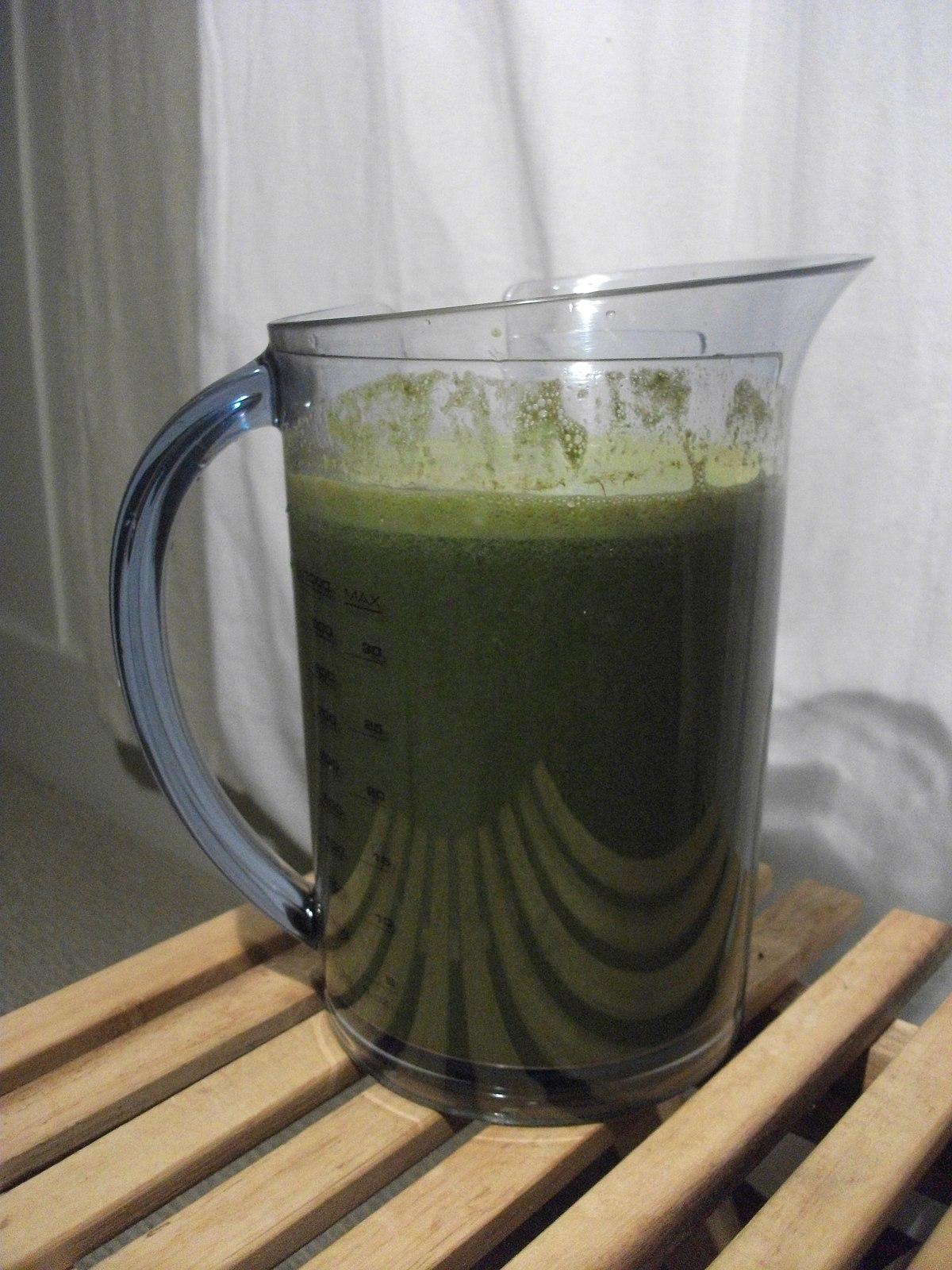 Juice Fasting Wikipedia