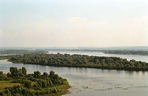 Kama River - Image: Kama yelabuga
