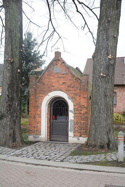 Kapel Onze-Lieve-Vrouw-van-Zeven-Weeën, Oude Vorstsebaan, Meerhout